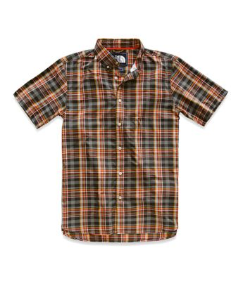 North Face Men's S/S Monadnock Shirt