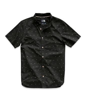 North Face Men's S/S Baytrail Shirt