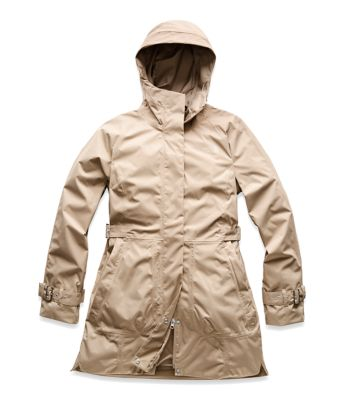 The North Face W's CTYBRZ Rain Trench