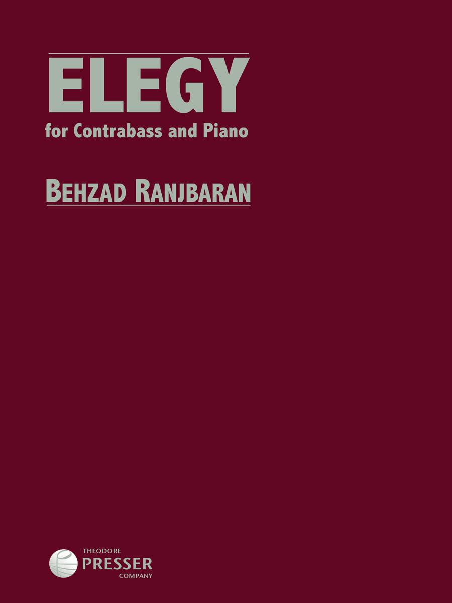 ELEGY WITH PIANO ACCOMPANIMENT RANJBARAN