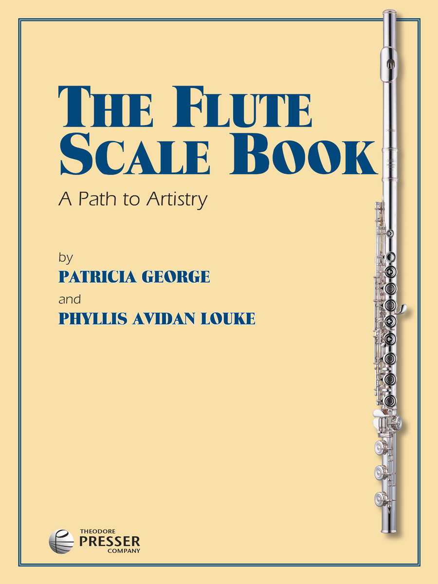 FLUTE SCALE BOOK PATH TO ARTISTRY GEORGE LOUKE (414-41206 ) (Flute Methods )