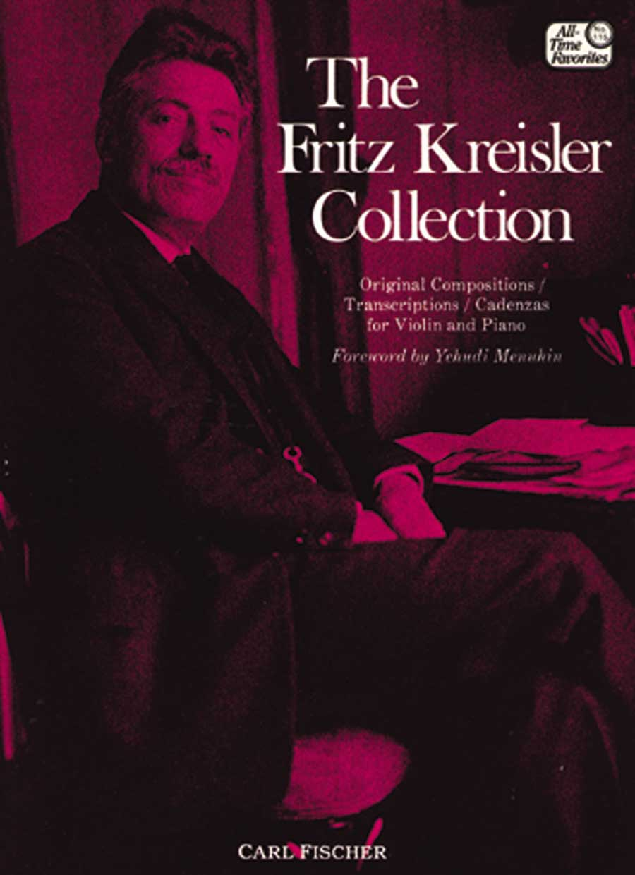 Kreisler Collection Volume 1