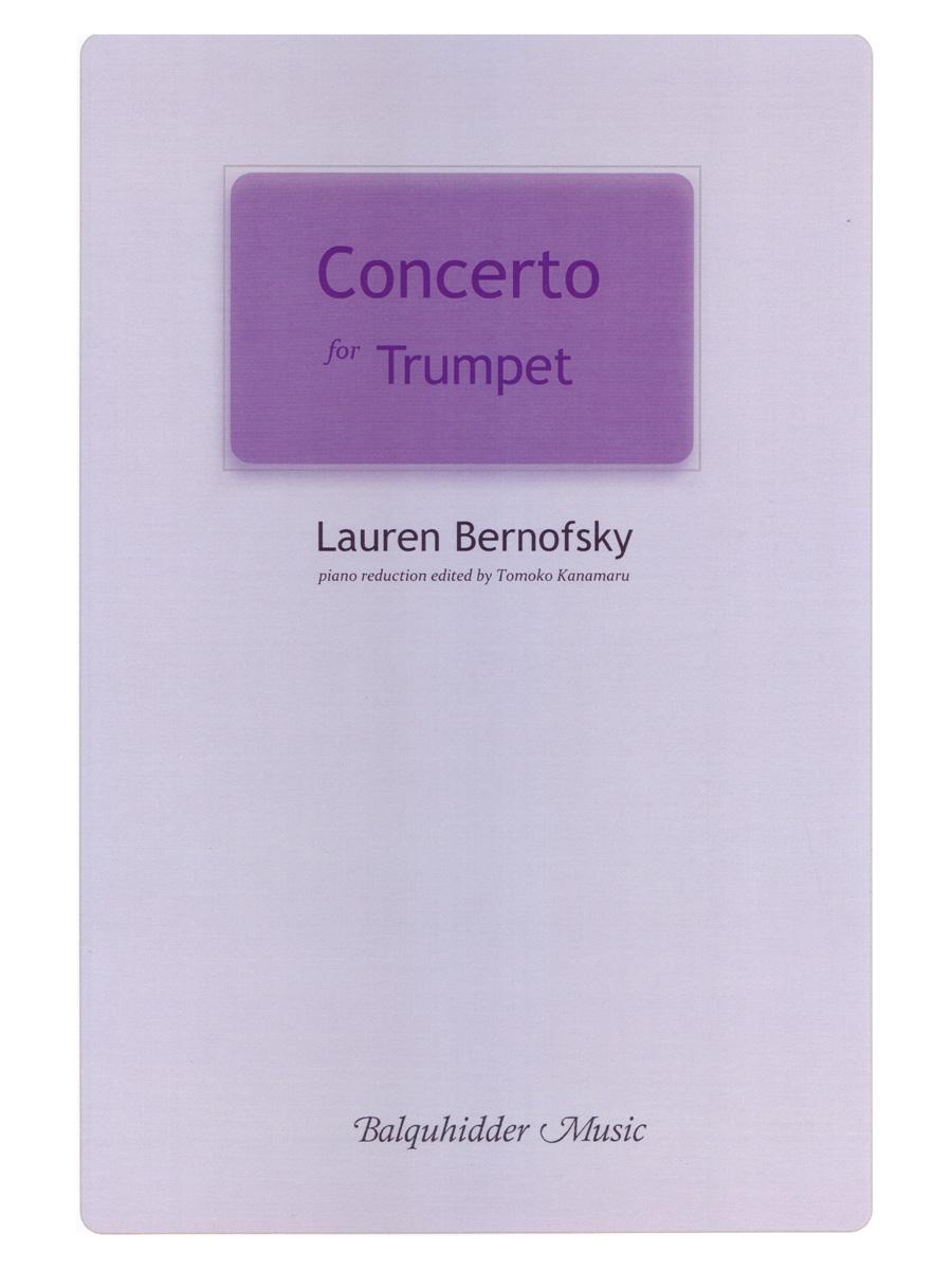 CONCERTO BERNOFSKY KANAMARU (BQ113 ) (Trumpet Solos )