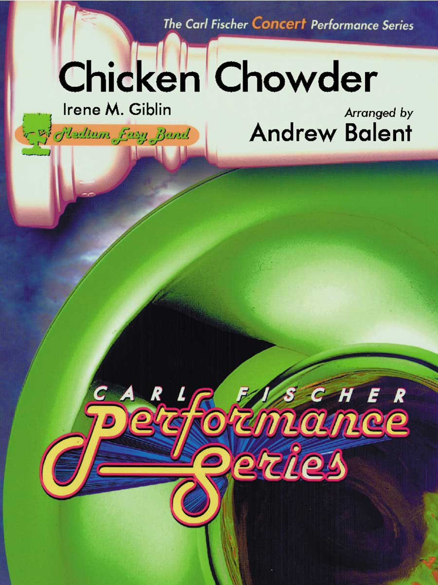 CHICKEN CHOWDER MEDIUM EASY BAND GIBLIN BALENT