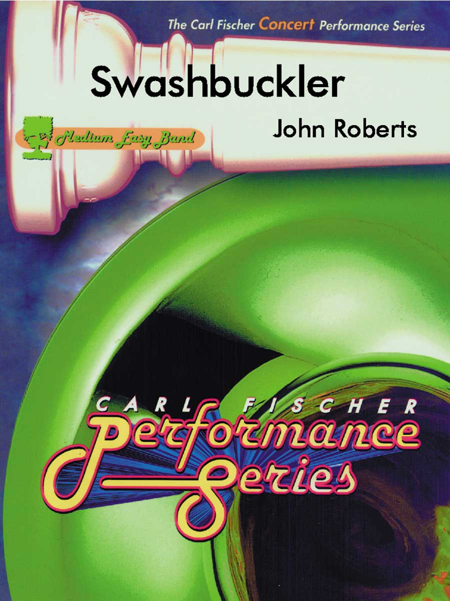 SWASHBUCKLER MEDIUM EASY BAND ROBERTS