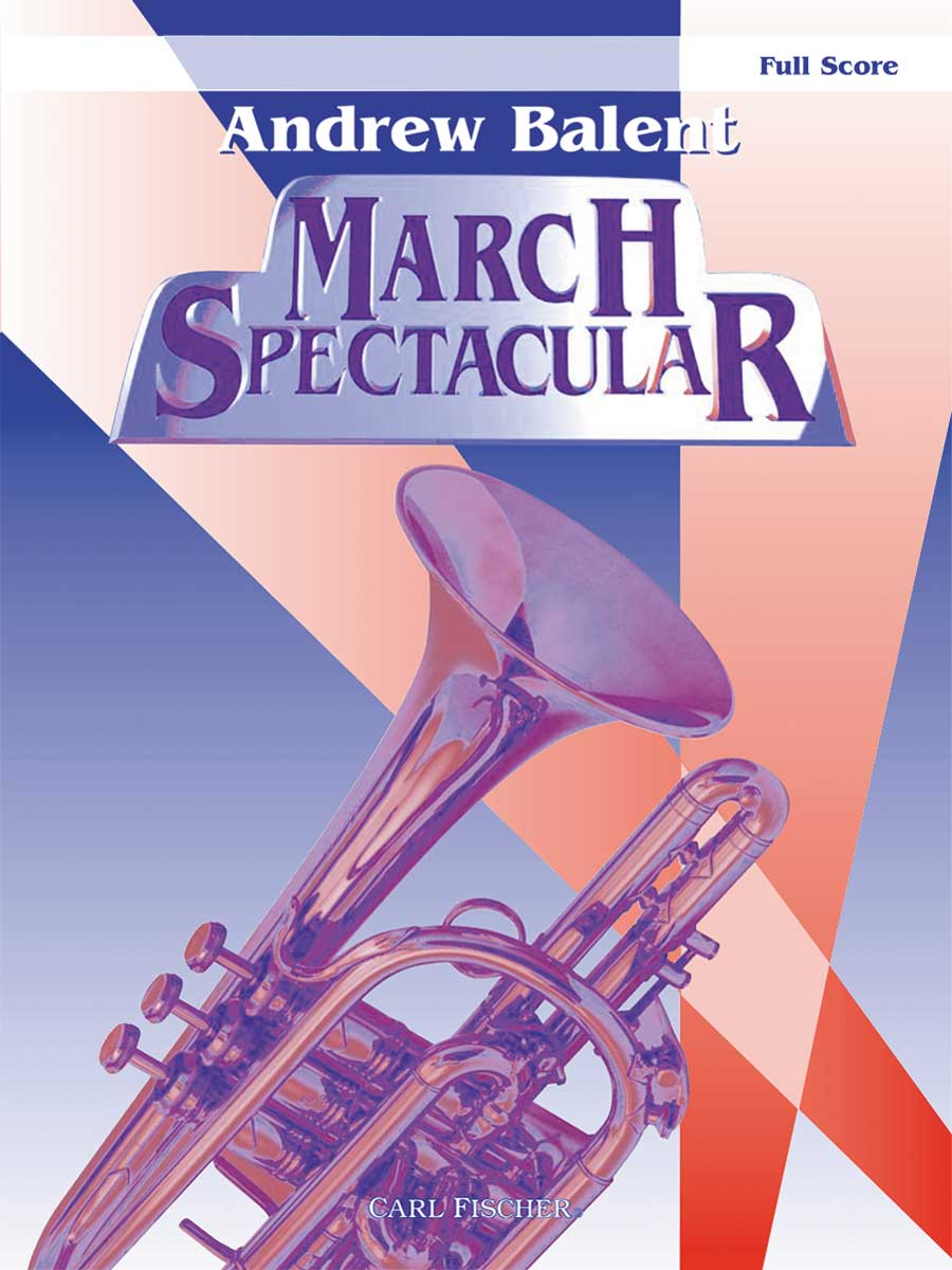 MARCH SPECTACULAR CLARINET ALTO IN Eb BALENT