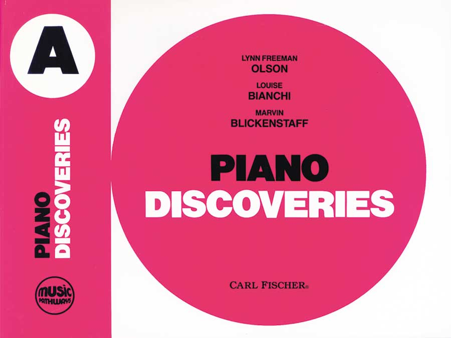 Music Pathways Piano Discoveries A