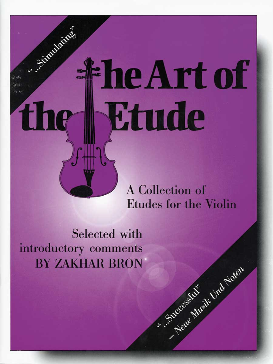The Art Of The Etude