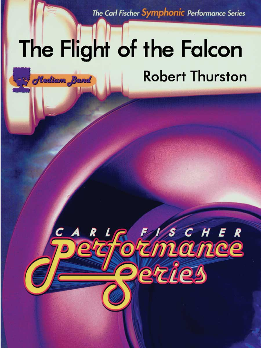 FLIGHT OF THE FALCON MEDIUM BAND THURSTON