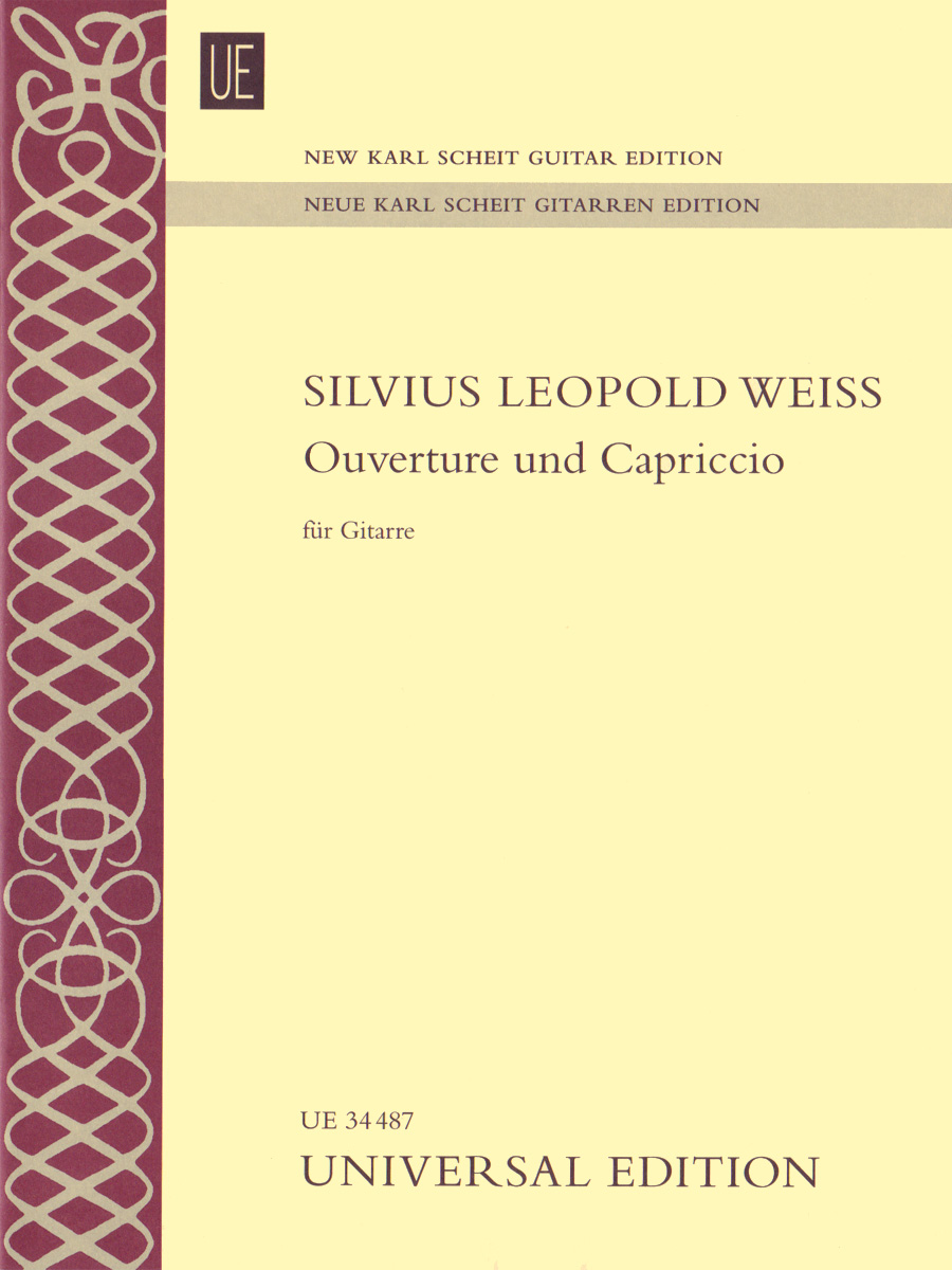 OUVERTURE & CAPRICCIO WEISS