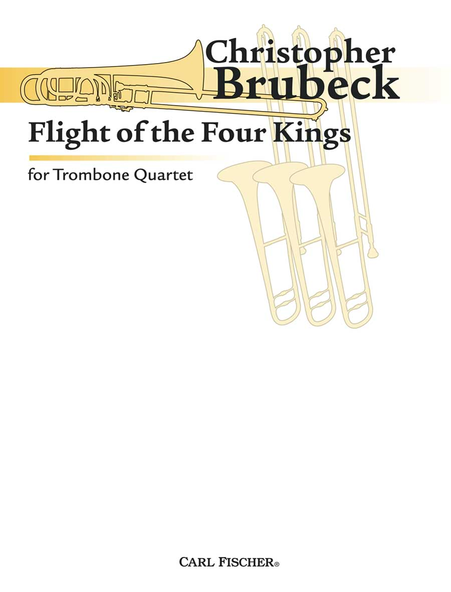 FLIGHT OF THE FOUR KINGS BRUBECK (WE7 )