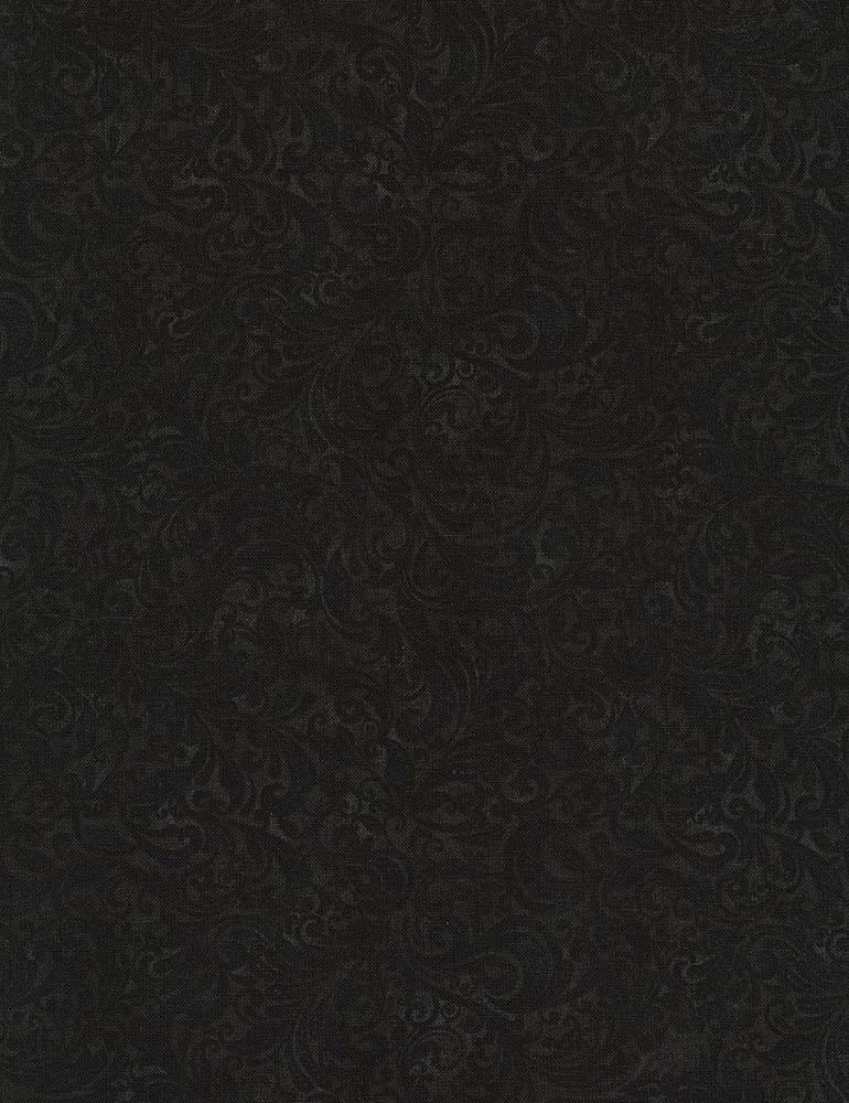 Belle - Delicate Filigree - Black