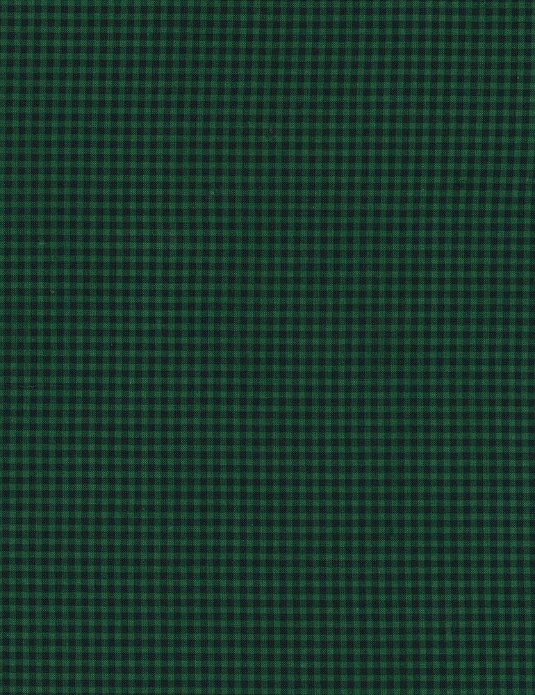 Holiday Check Green