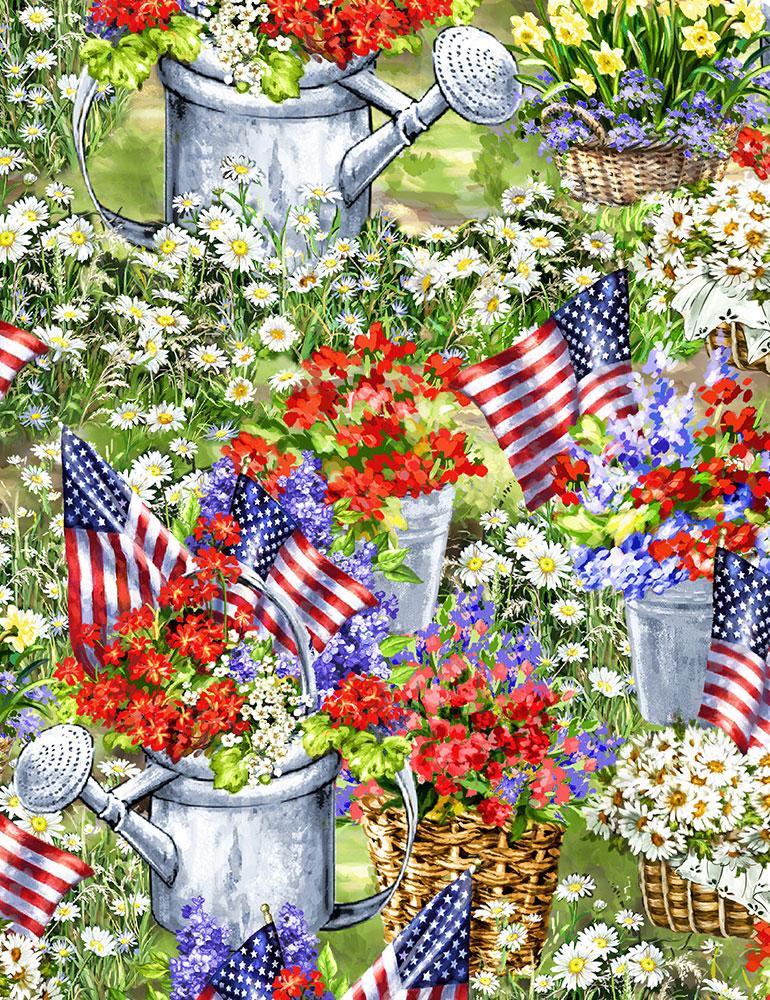 Patriotic Garden - C7254