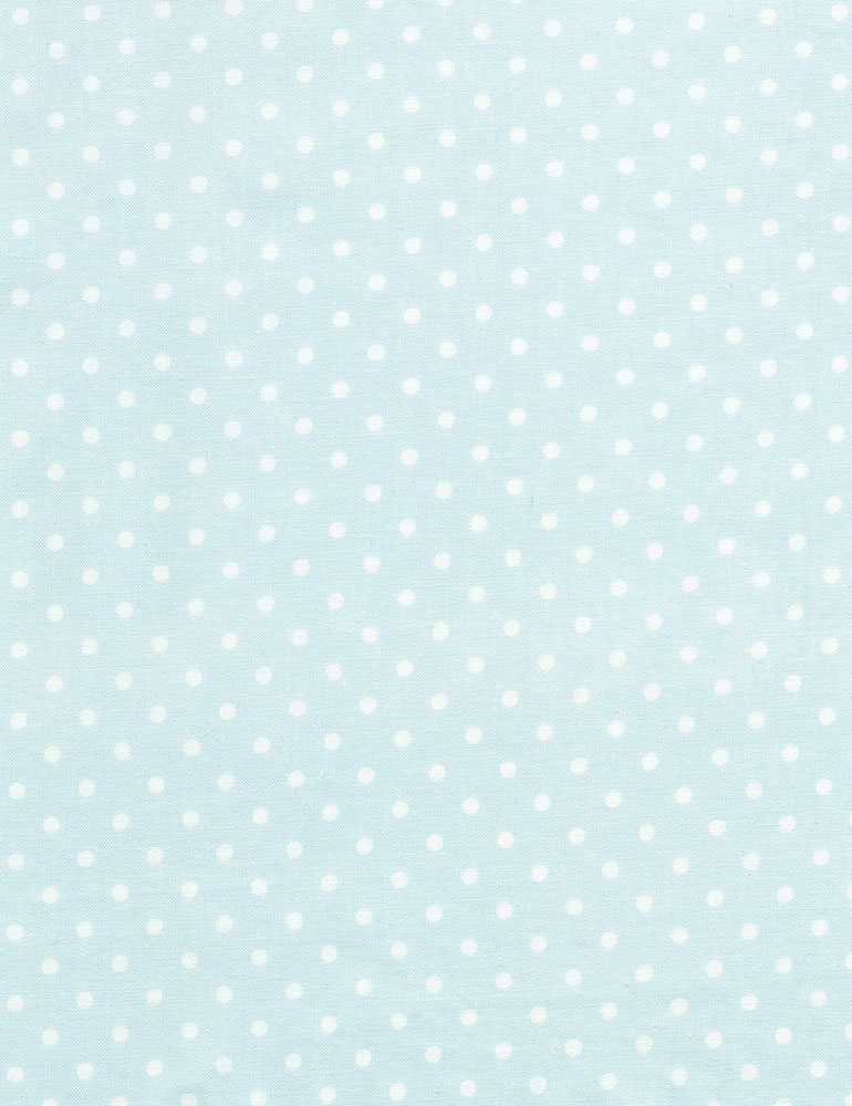 DOT BLUE WITH WHITE DOT C1820-ARTIC