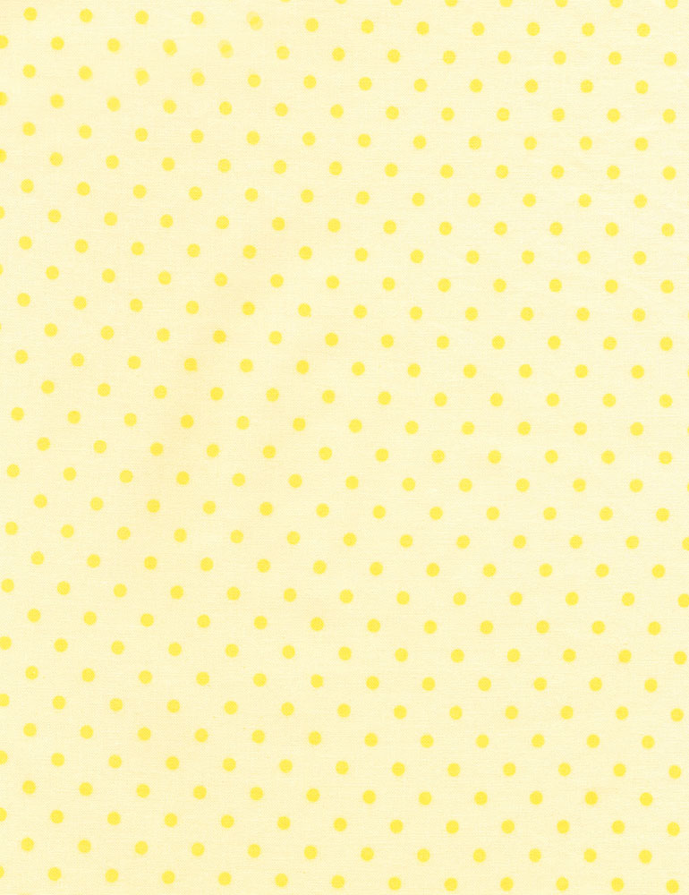 Banana Dot DOT-C1820-BANA Moon and Stars by Timeless Treasure