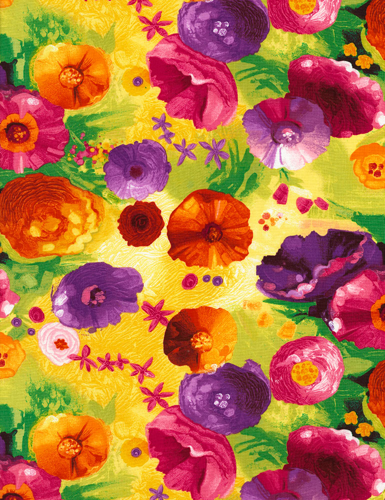 Fantasy Flowers Dream-C6260-Spring