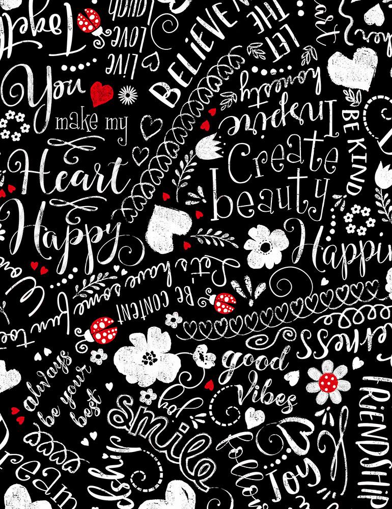 Happy Scribble Words