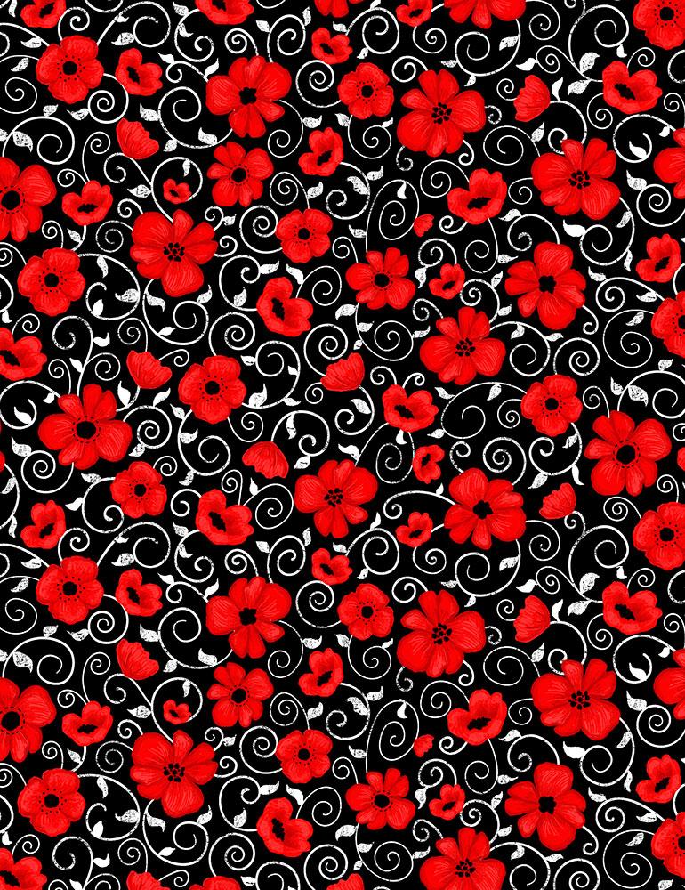Poppy Twirls