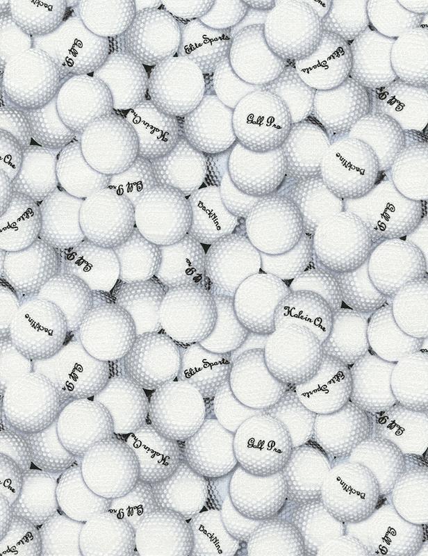 golf balls white