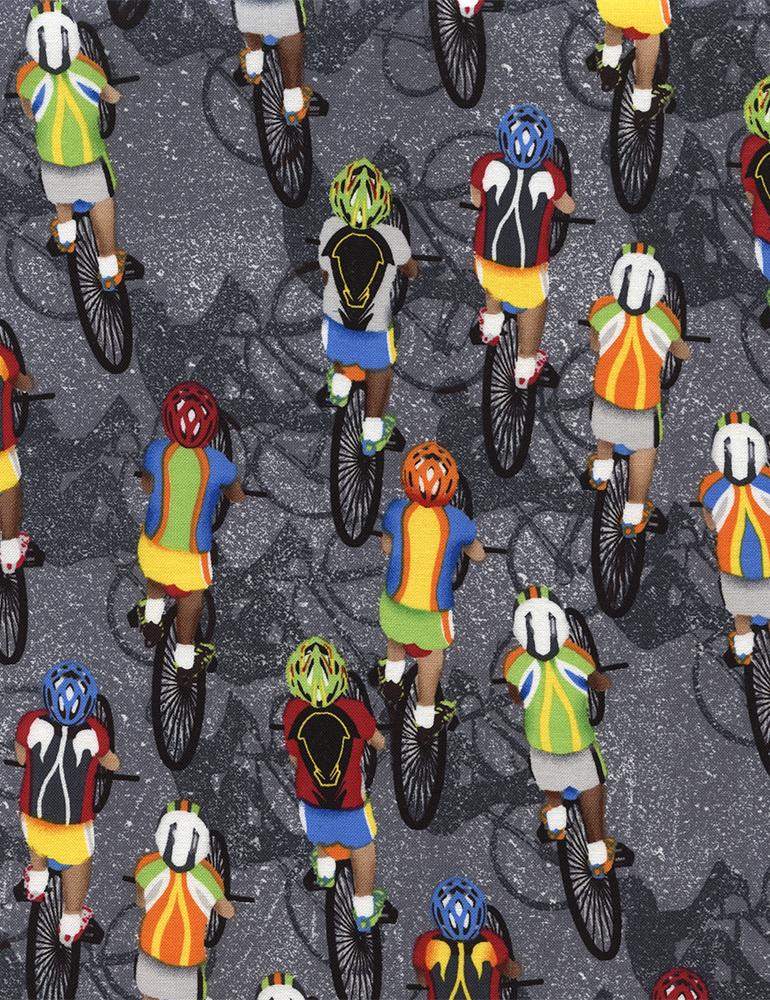 Cycling Grey