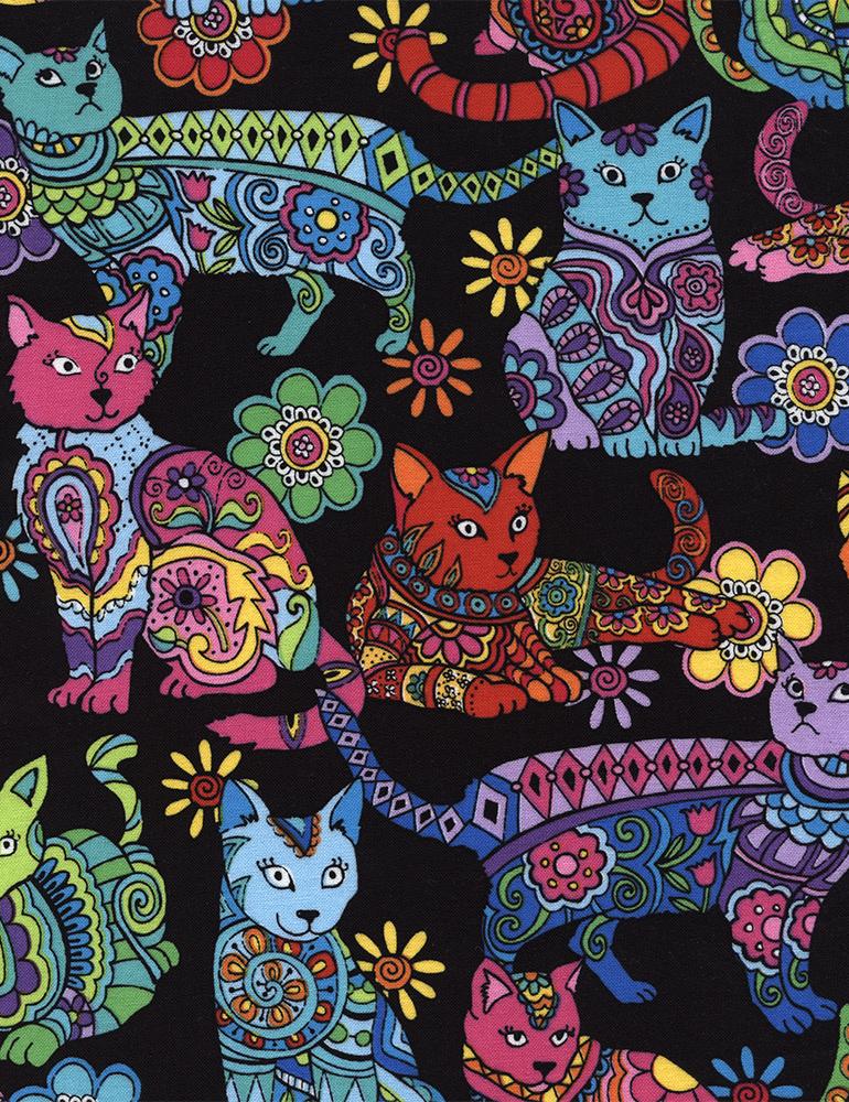 Cat Coloring