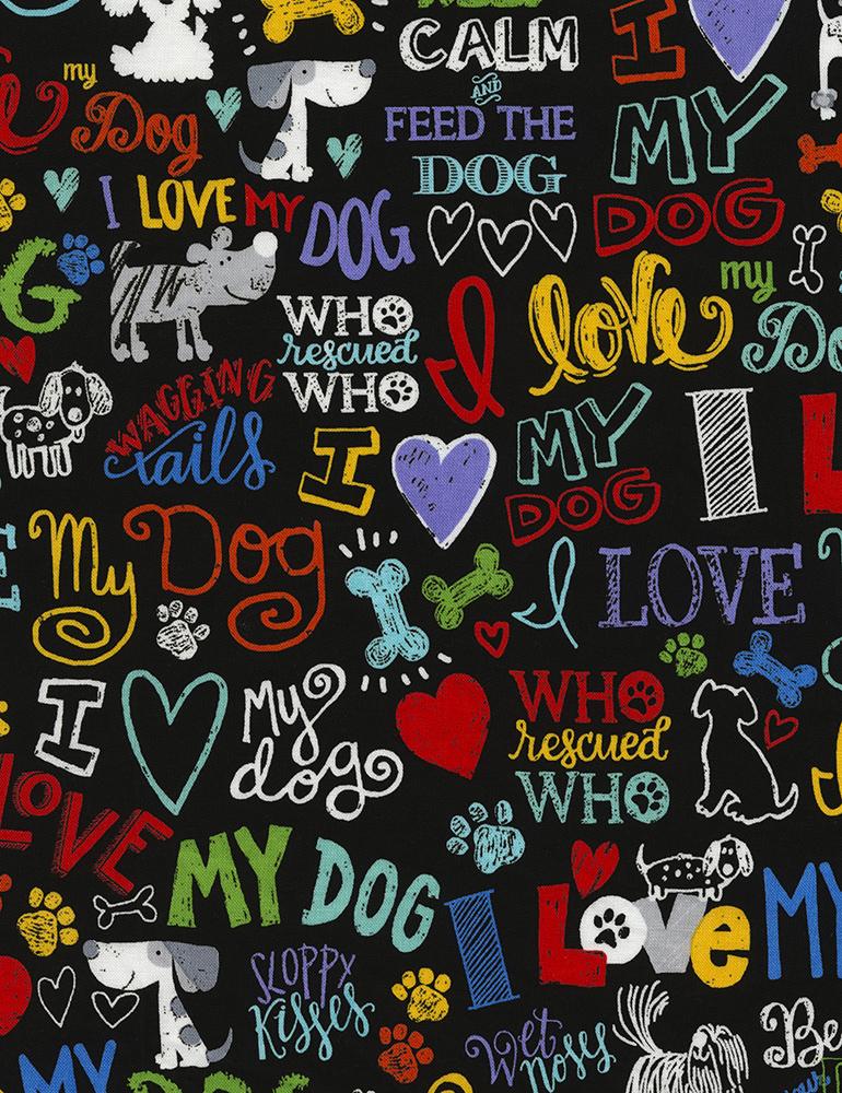 I Love My Dog c5710