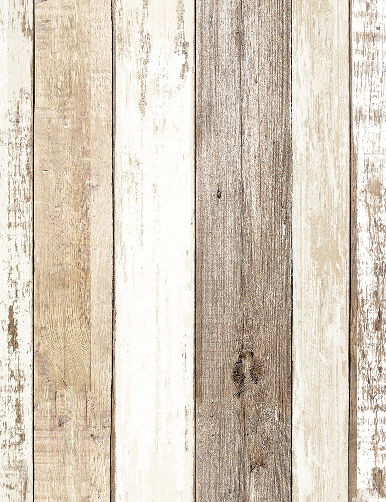 Weathered Wood - Beach by Timeless Treasures