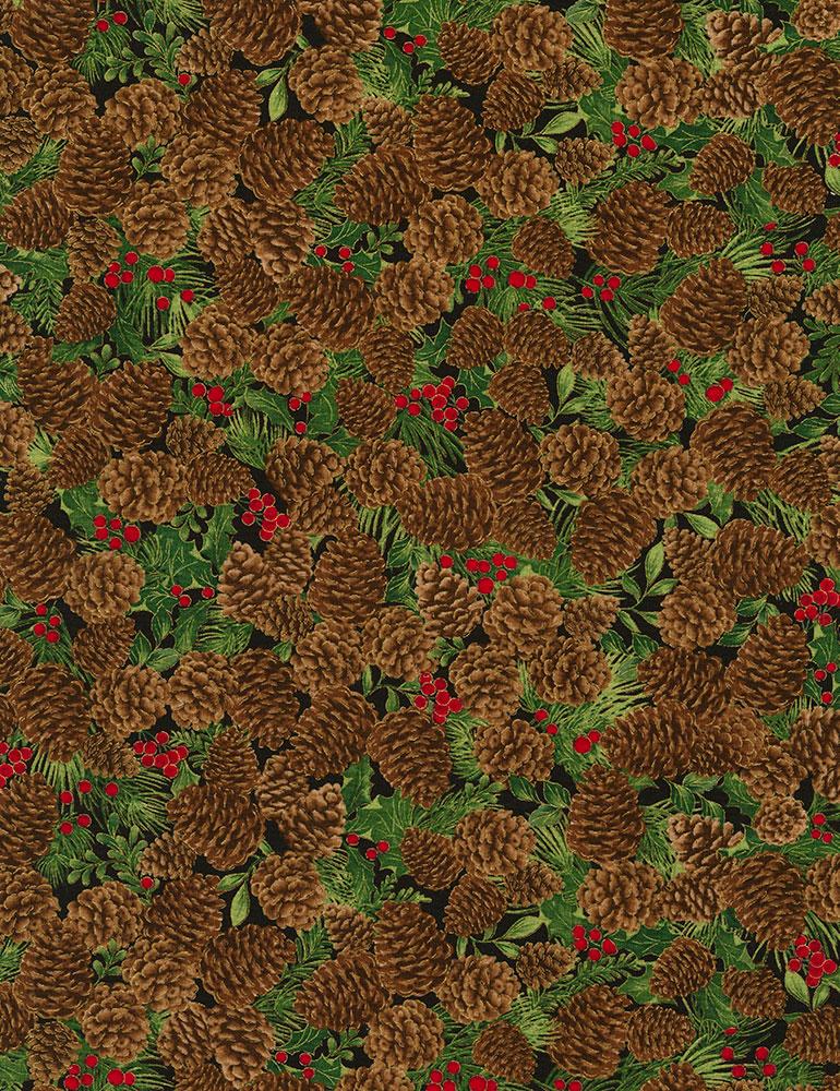 TT- Joyful Season Pinecones