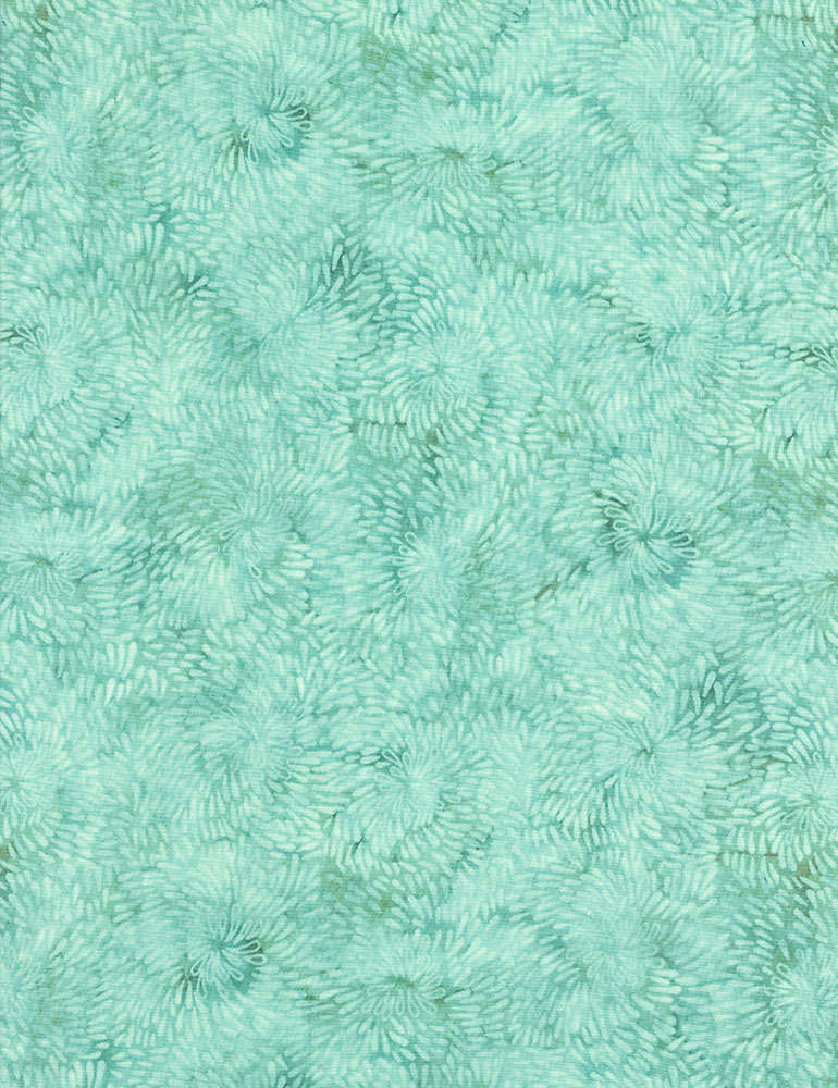 Abstract Spiral Mint