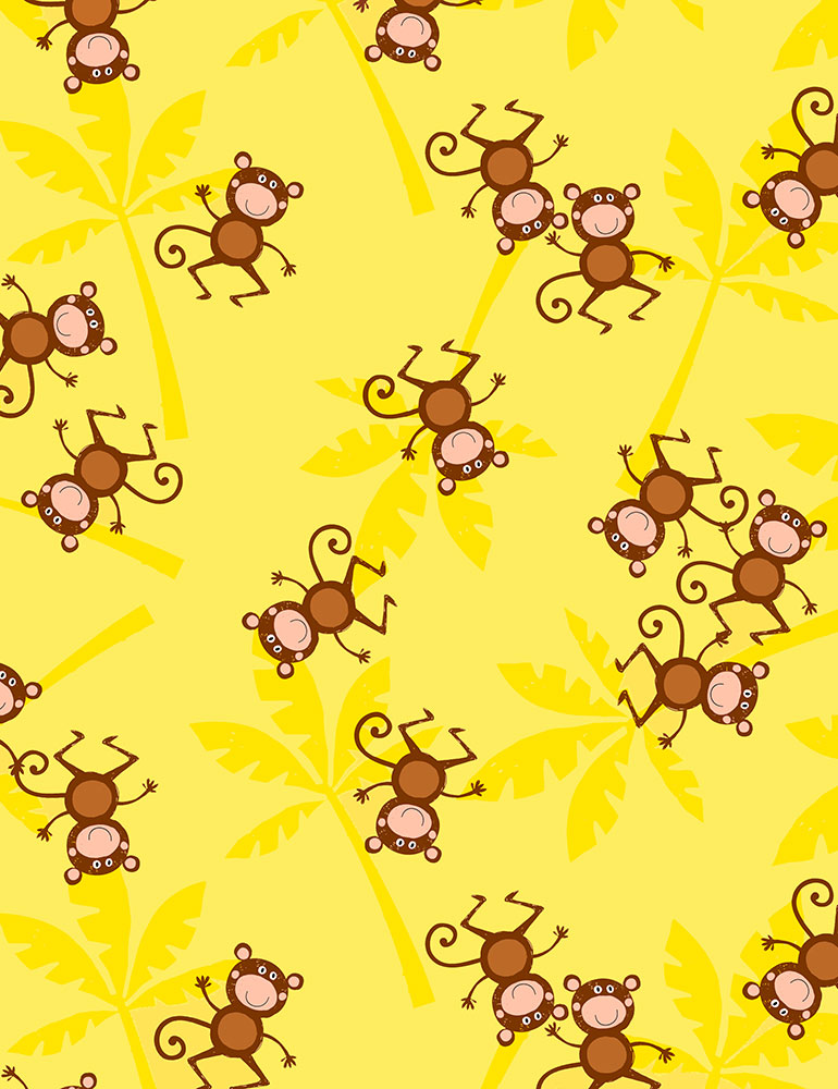 Jungle Jam Monkeys