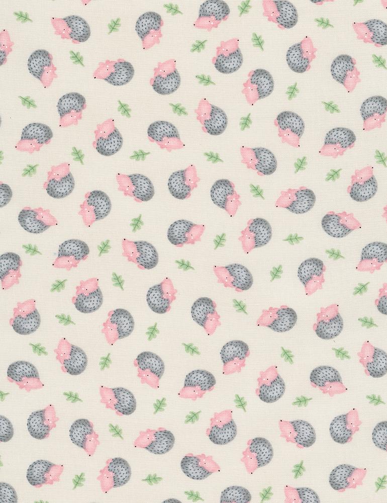 Sweet Woodland - Tossed Hedgehogs