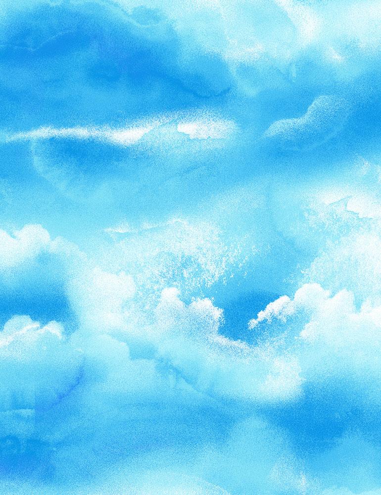 Digital Sky-Blue
