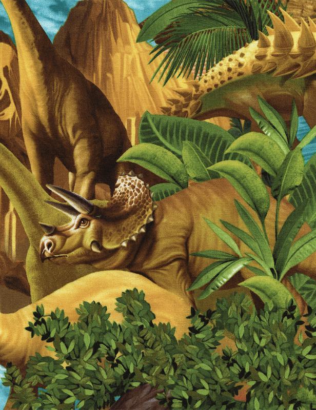 Dinosaurs - Multi