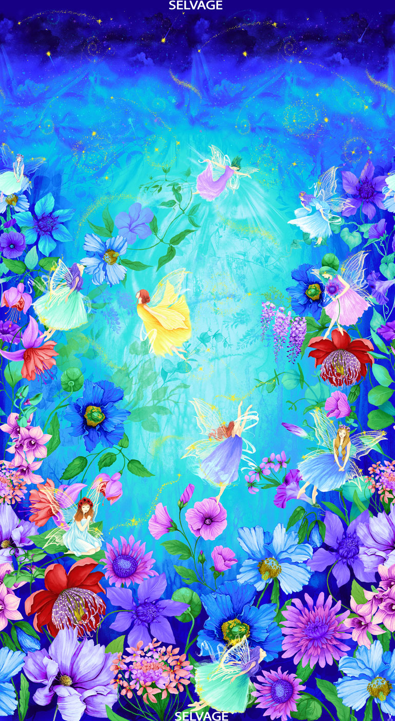 Fairy Fantasy Panel
