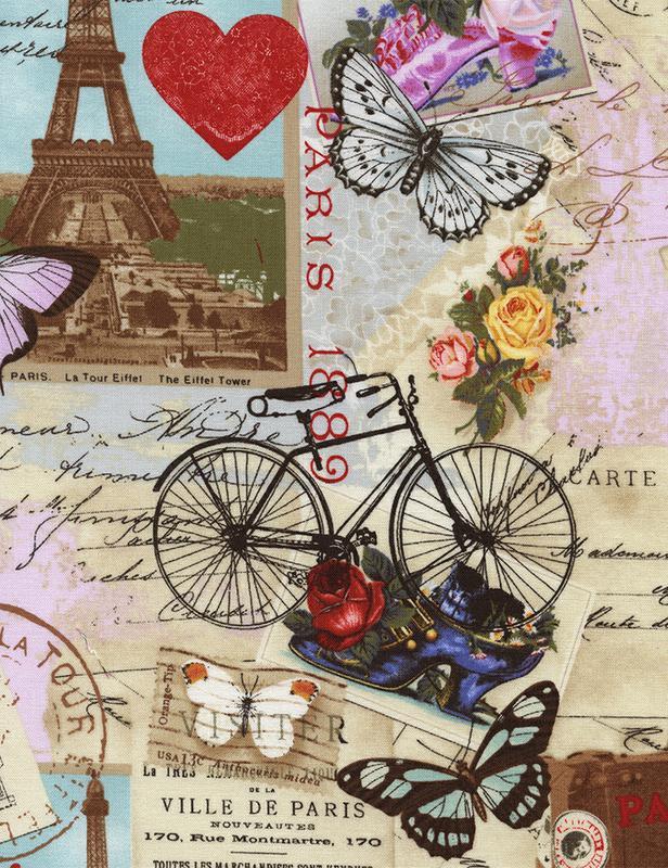 ANTIQUE PARIS C2299