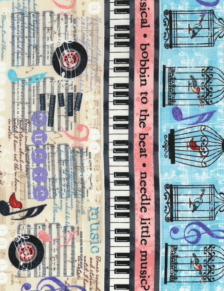 Needle Little Music C5933