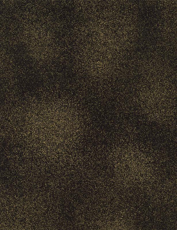 SHIMMER BLACK/METALLIC GOLD