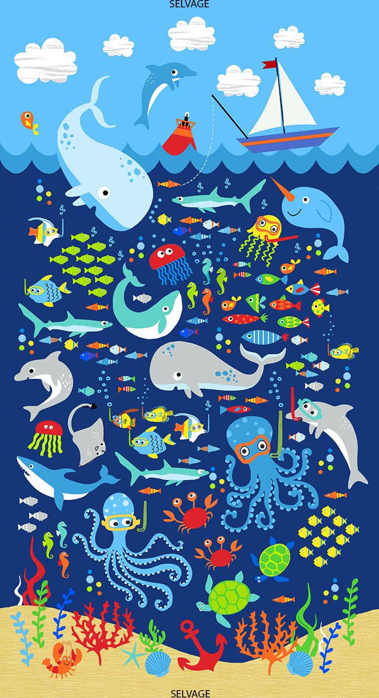 SEA LIFE PANEL