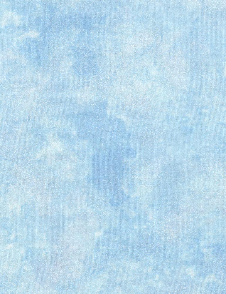 SHIMMER METALLIC SKY BLUE TONAL DR92057