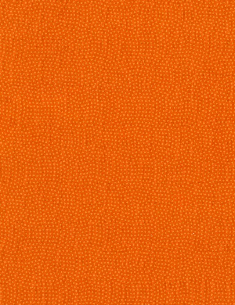 Spin Basic Orange by Timeless Treasures C5300