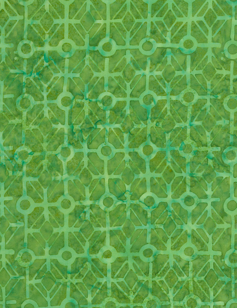Maze Grass Batik