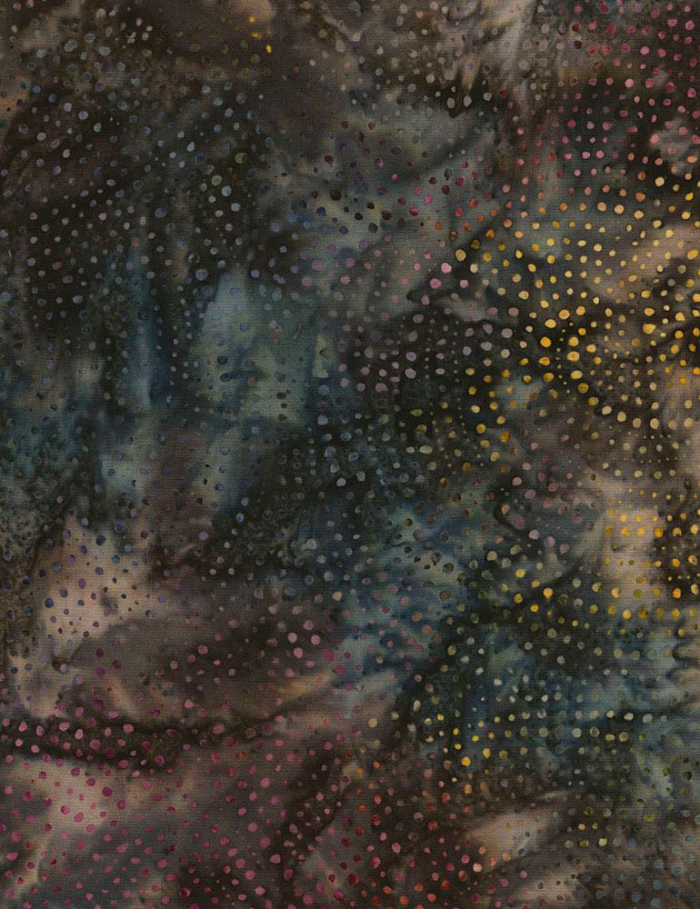 Tonga Batik 106 Wide Back Cut B2336 Earth for Timeless Treasures- 1 yard cut