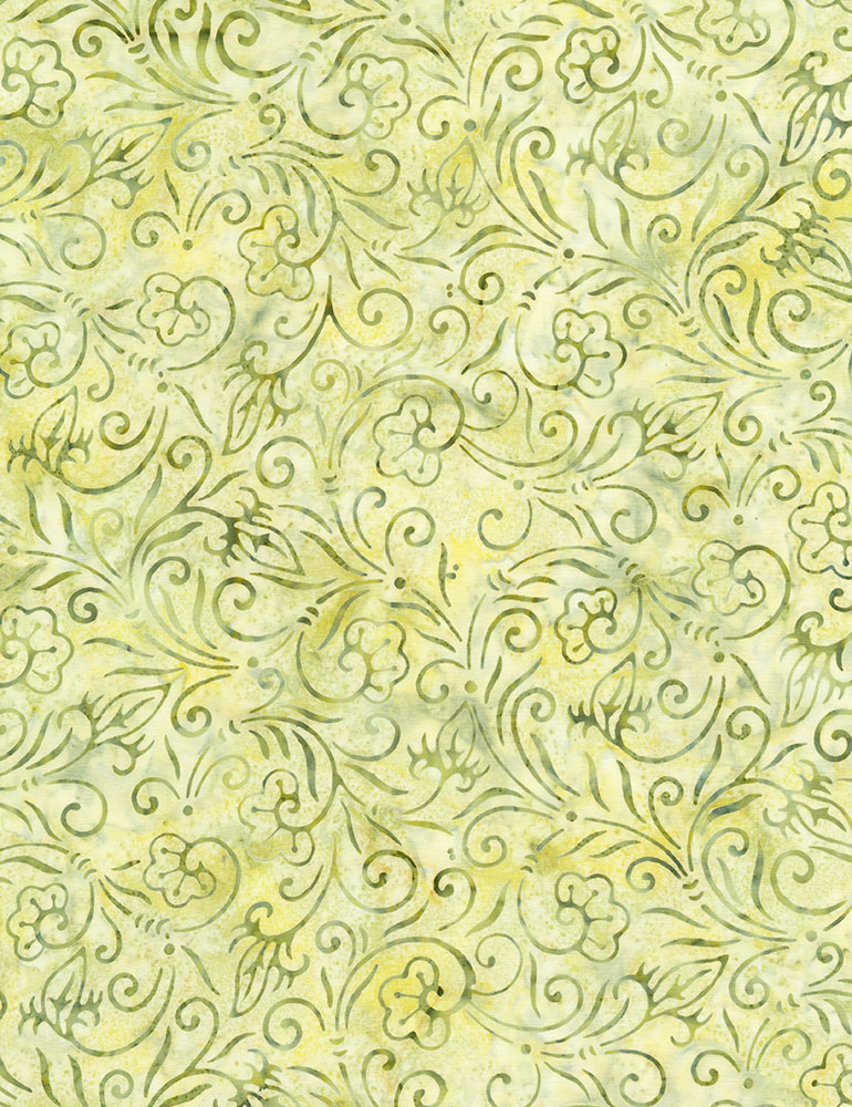 Scroll Batik-CITRUS
