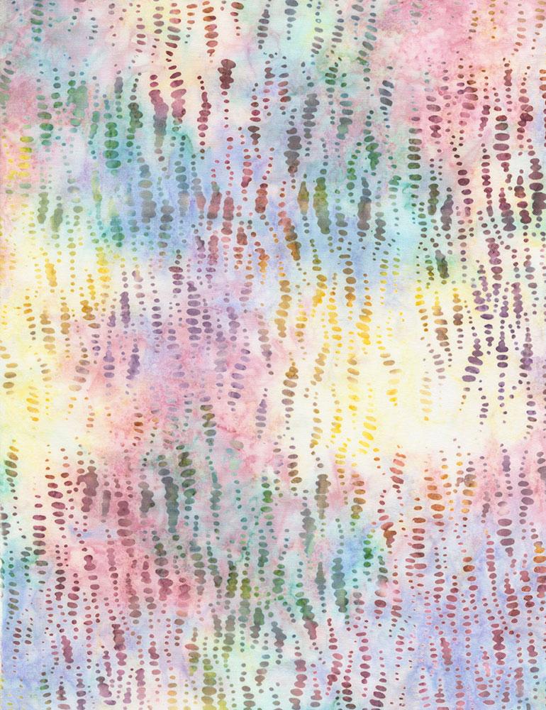23814 Spotty Texture Batik