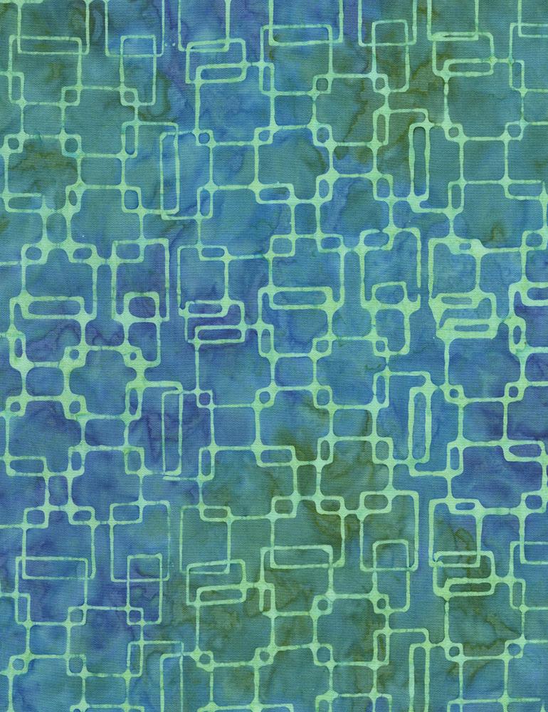 Tonga B5679 Marsh Tiles Batik