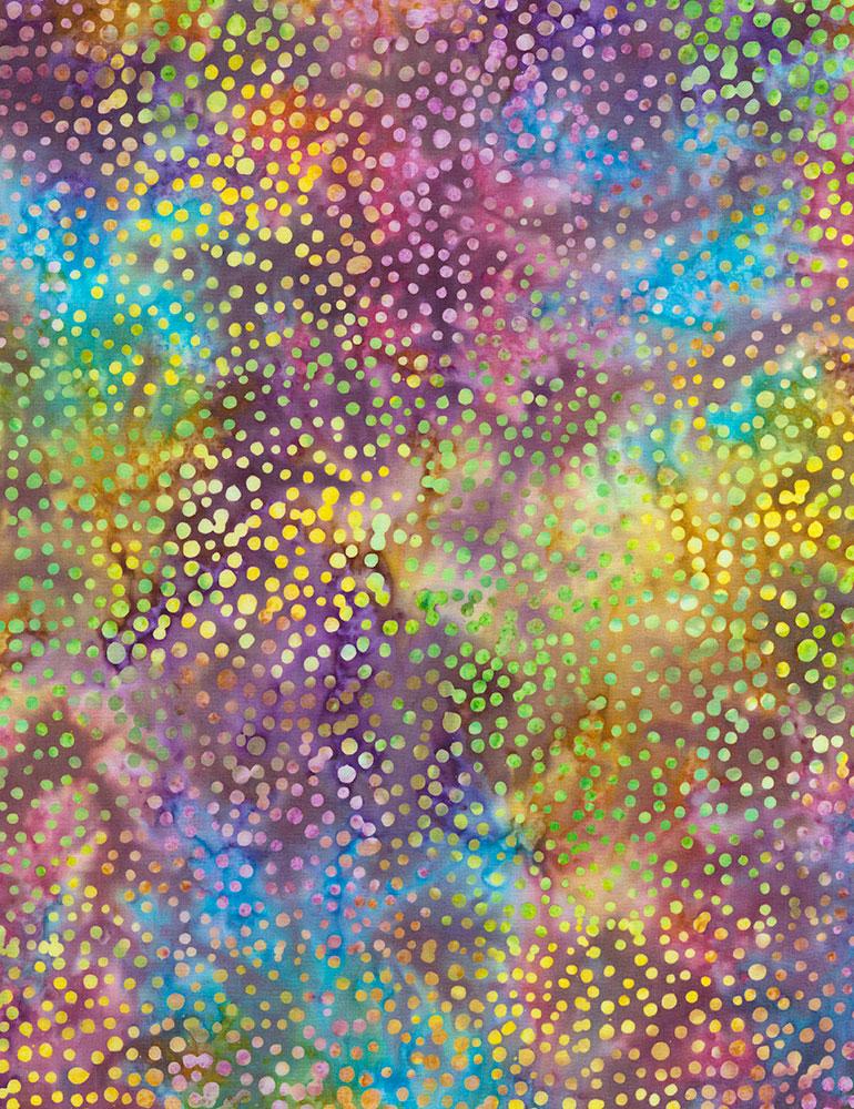 Tonga - Galaxy Sprinkles Batik (#7249)