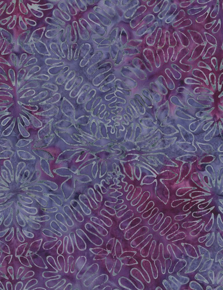 Fabric Batik Timeless Treasures Aloha