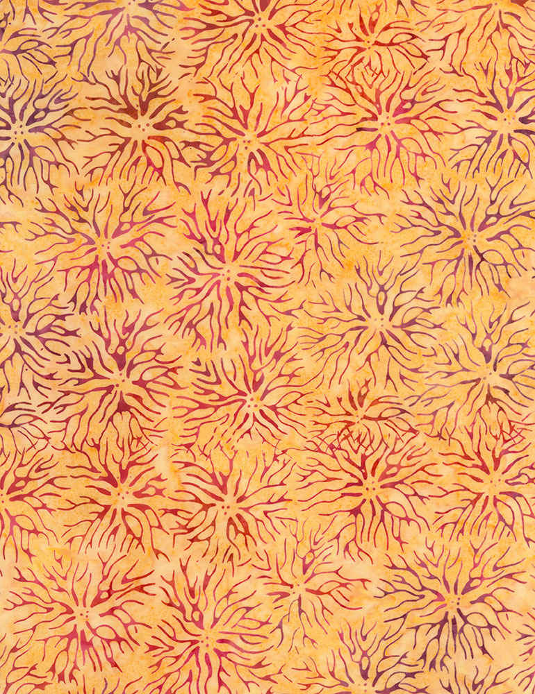 Sunburst Batik