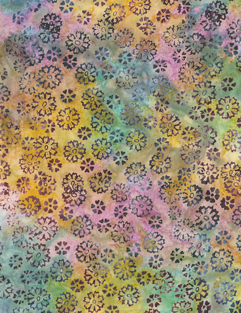 23809 Peace Batik Glow